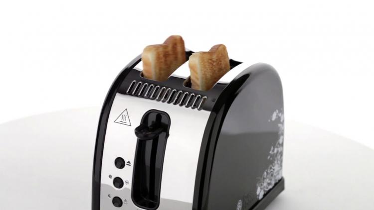 Тостер з функцією розморожування