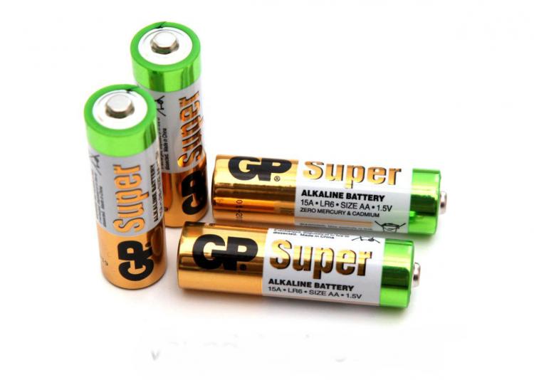 «Пальчиковые» батарейки
