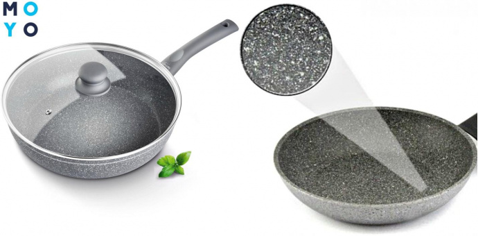 Каменные сковородки