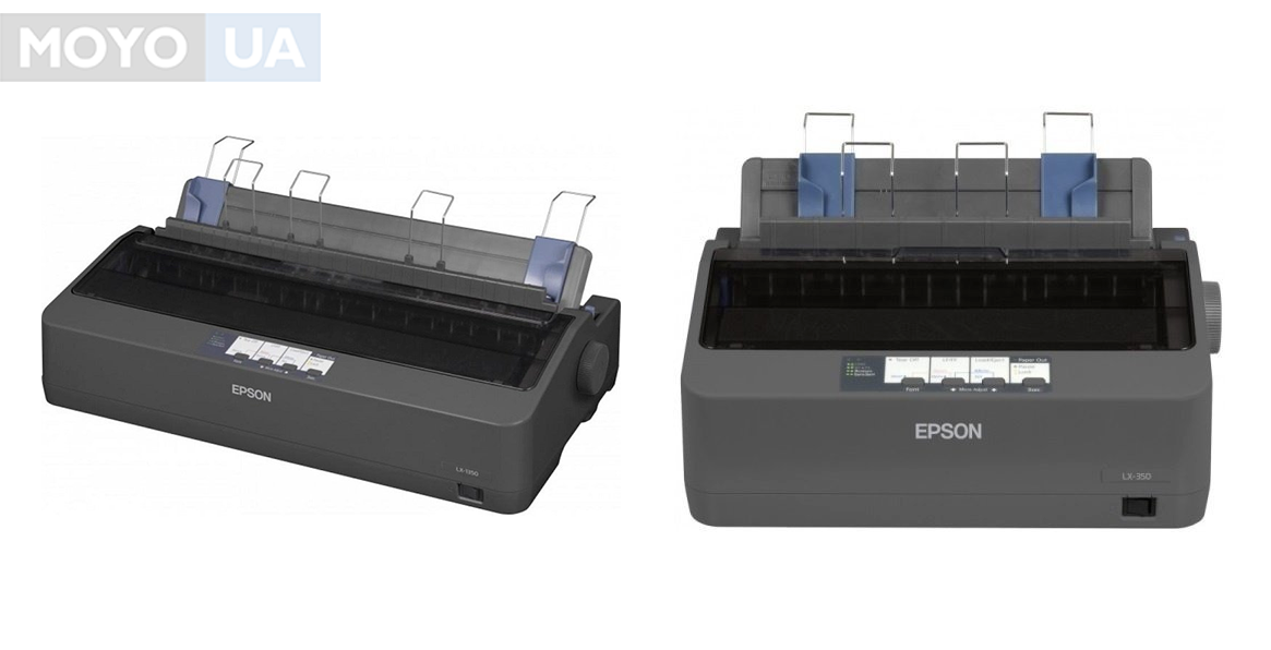 матричные принтеры Epson