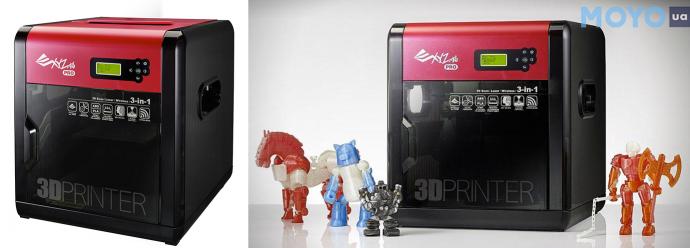 3D-принтер XYZ Printing da Vinci 1.0 Pro