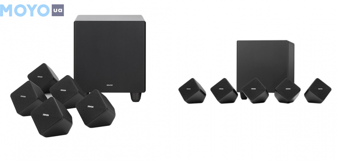 Hi-Fi система 5.1 SYS-2020BK
