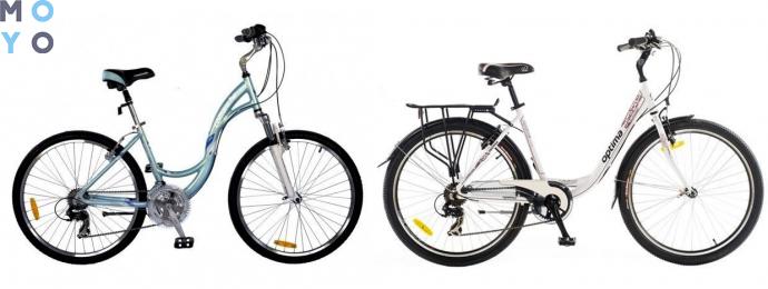 "Велосипед COMANCHE RIO GRANDE L 26"" рама 18"", городской велосипед Optima Vision Al (2014) 26"""