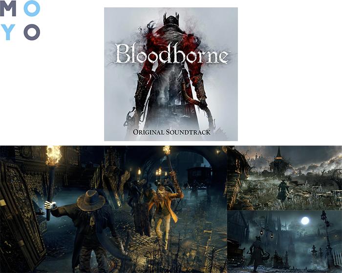 Экшн RPG игра Bloodborne
