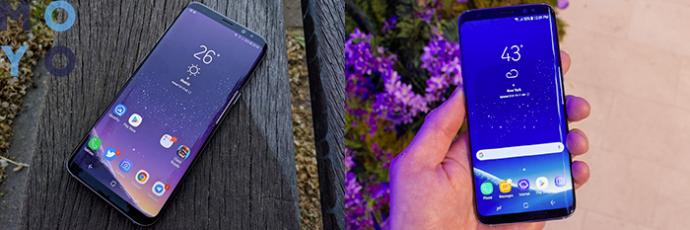 дисплей Galaxy S9
