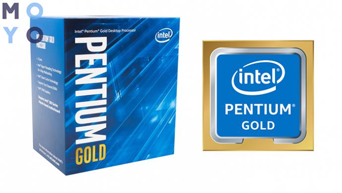 Intel Pentium Gold G5400 3.7GHz box
