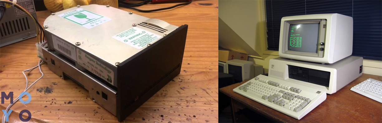 ST-506 и IBM 5160