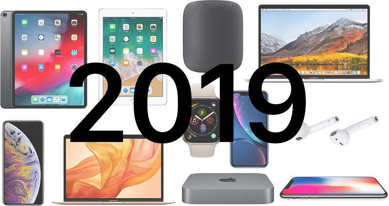 Чего ждать от Apple в 2019 году?