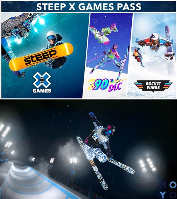 STEEP: THE X GAMES PASS