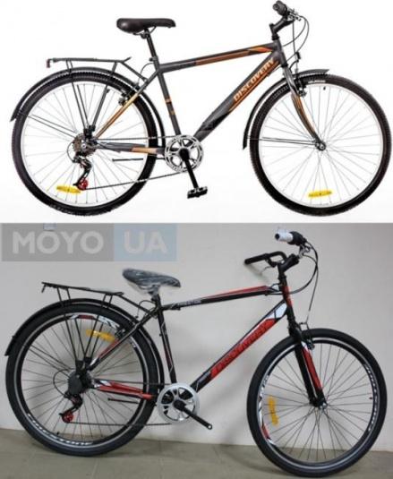 2 велосипеда модели Discovery Prestige Man 14G Vbr St