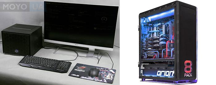 Мощный игровой компьютер