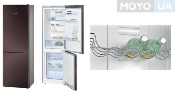 Холодильник Bosch KGV 36VD32 S