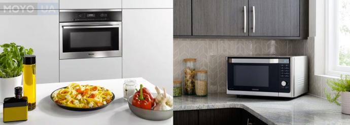Непростой выбор: микроволновка или духовка?
