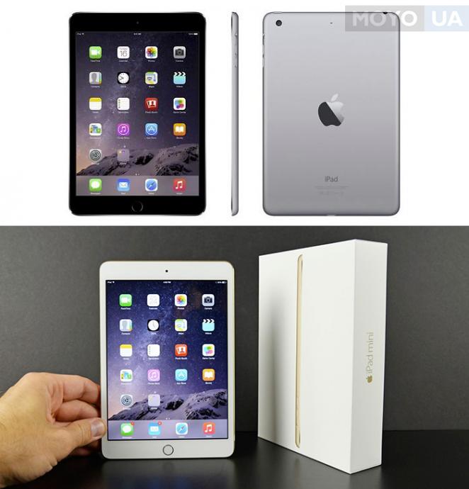 Новый цвет корпуса и изменение дизайна — все в iPad 3