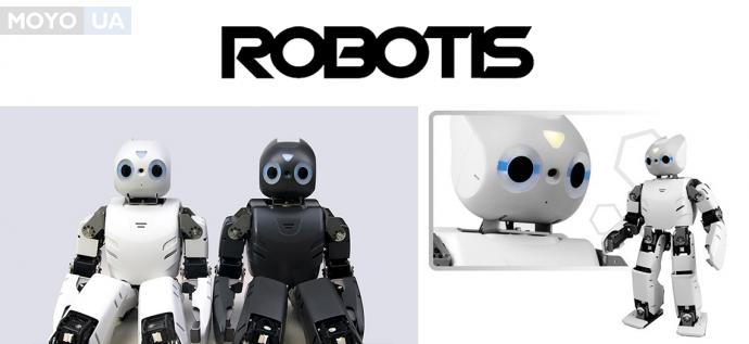 Конструктор-гуманоид от ROBOTIS