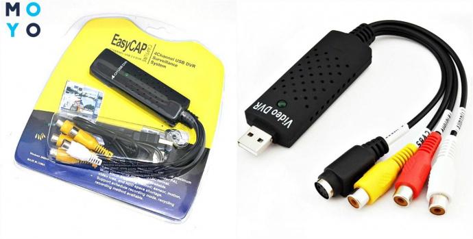 Плата видеозахвата с USB