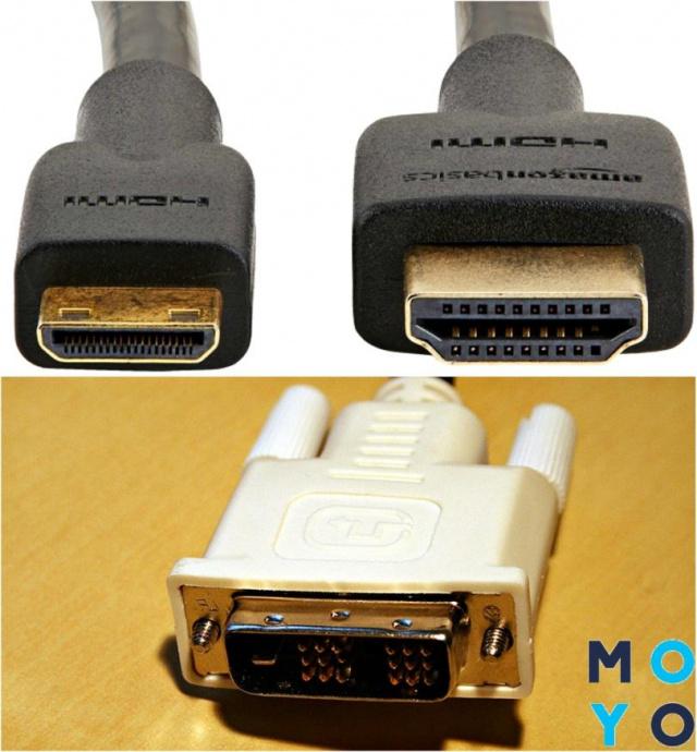 Интерфейсы HDMI и DVI