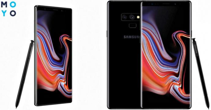 Игровой телефон Samsung Galaxy Note 9