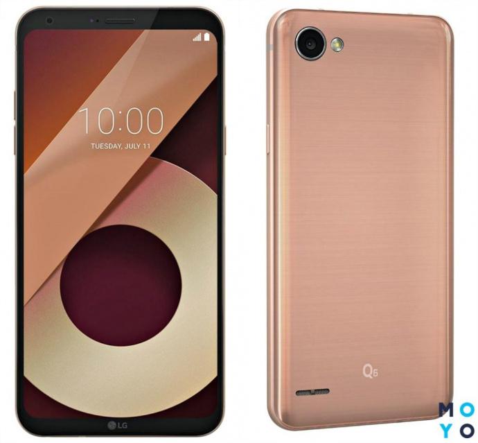 Смартфон LG Q6a (M700A) 2/16GB
