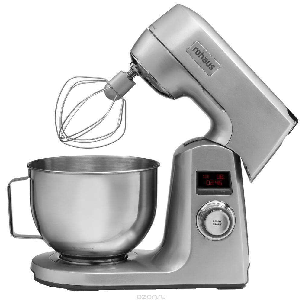 Стационарная кухонная машина с миксерной насадкой