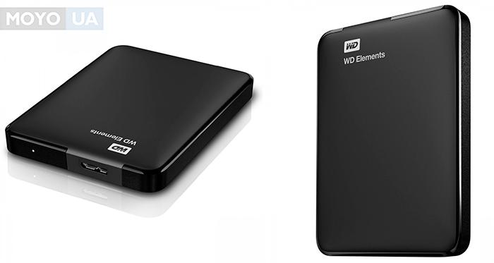 WD 2.5 USB 3.00 500GB 5400rpm Elements Portable