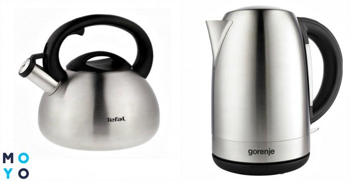 Что выгоднее: электрический чайник или газовый