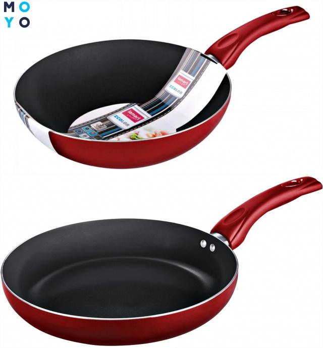 Сковородки с керамическим антипригарным покрытием