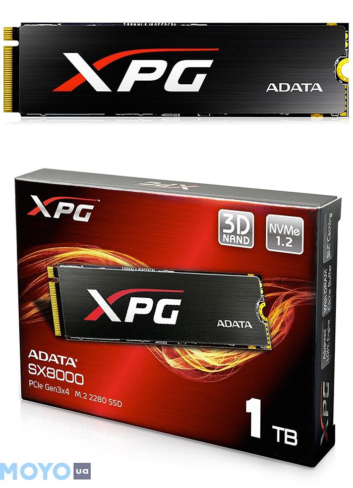 терабайтный ADATA XPG SX8000