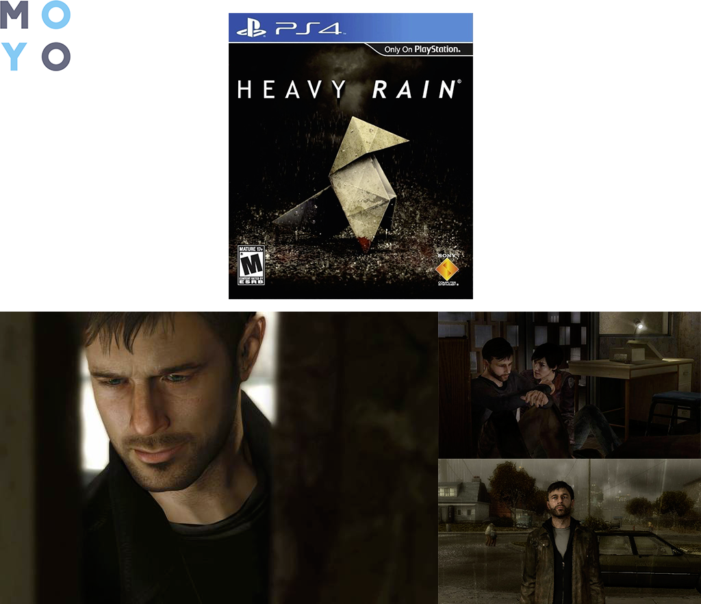 Приключенческий экшн Heavy Rain