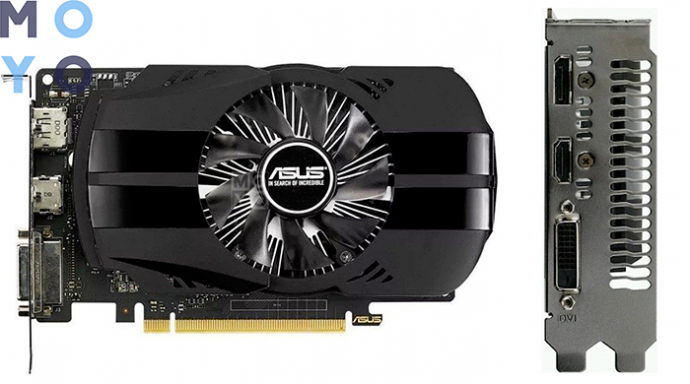 ASUS GeForce GTX 1050 2GB DDR5