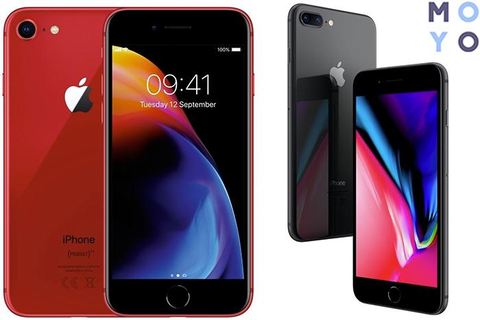 iPhone 8 и 8+