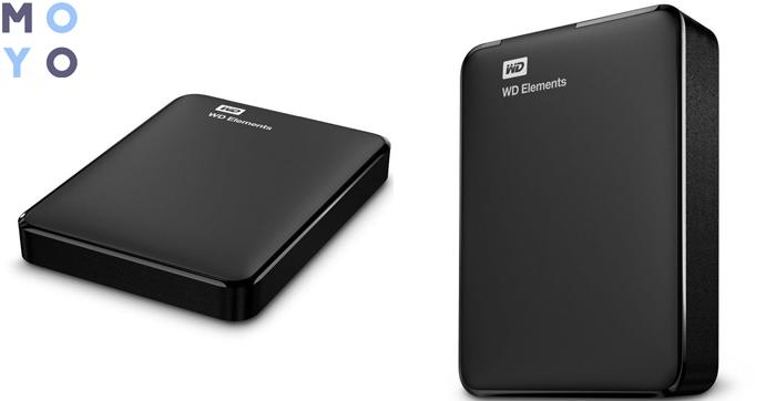 WD 2.5 USB 3.00 2TB 5400rpm Elements Portable с доступом в облако