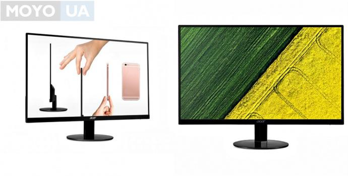 Монитор с IPS матрицей Acer SA220Qbid