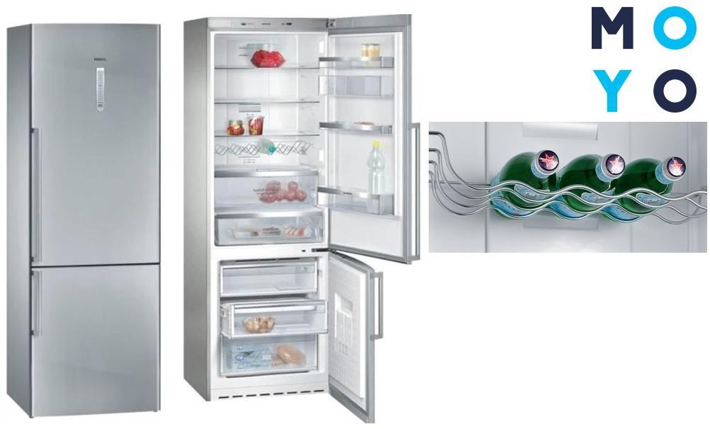 Холодильники Siemens KG49NAI31U
