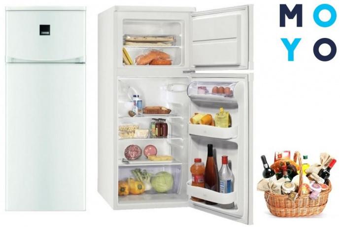 Холодильник Zanussi ZRT23100WA