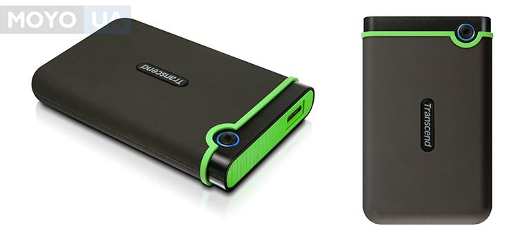 """TRANSCEND 2.5"""" USB3.0 StoreJet, серия M3 500GB"""