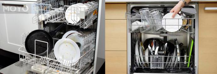 посудомоечная машина плохо моет — в чем дело
