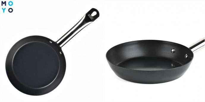 Сковорода с тефлоновым антипригарным покрытием
