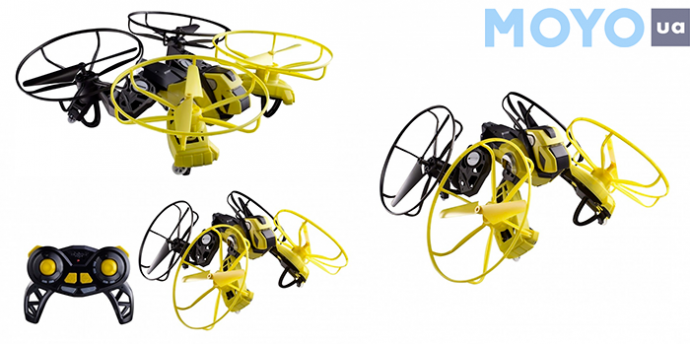 Модель Auldey Drone Force Morph-Zilla