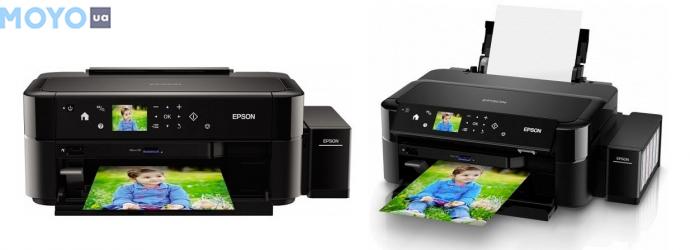 струйный принтер L810
