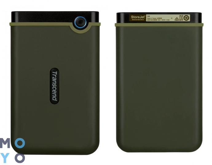 StoreJet 2.5 USB 3.0 M3G 1TB со скоростью шпинделя 5400 об/мин