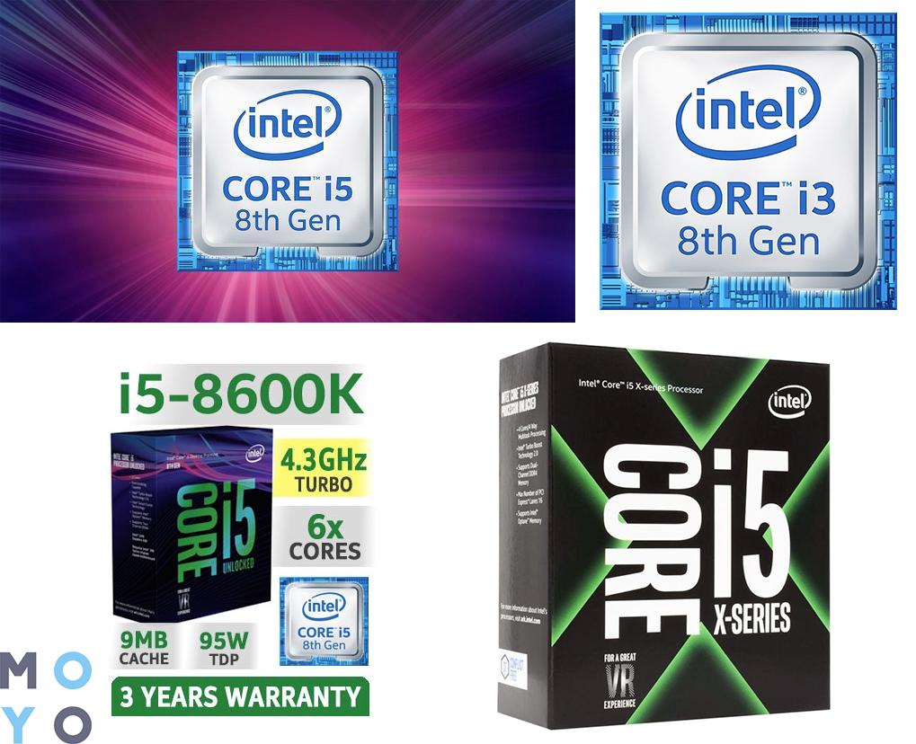 лучшие процессоры для NVidia GeForce GTX 1060