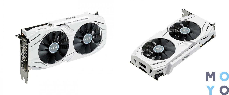 ASUS GeForce GTX 1060 3GB GDDR5 DUAL (DUAL-GTX1060-3G)