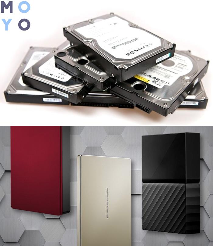 Современные жесткие диски