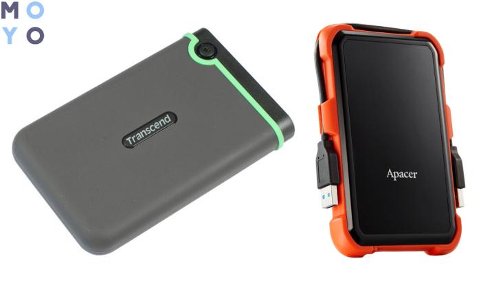 защищенные внешние HDD StoreJet и AC630
