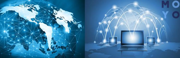 роутер дает выход в глобальную сеть