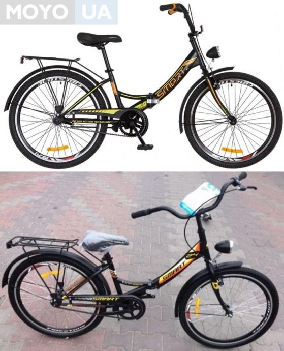 2 велосипеда модели Formula Smart 14G Vbr St