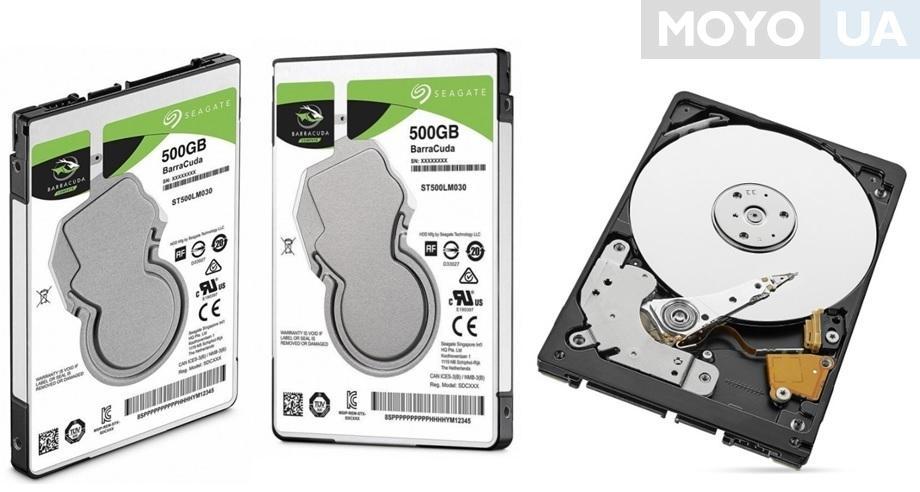 """Внутренний жесткий диск SEAGATE 2.5"""" SATA 3.0 500GB 5400RPM 128Mb ST500LM030"""