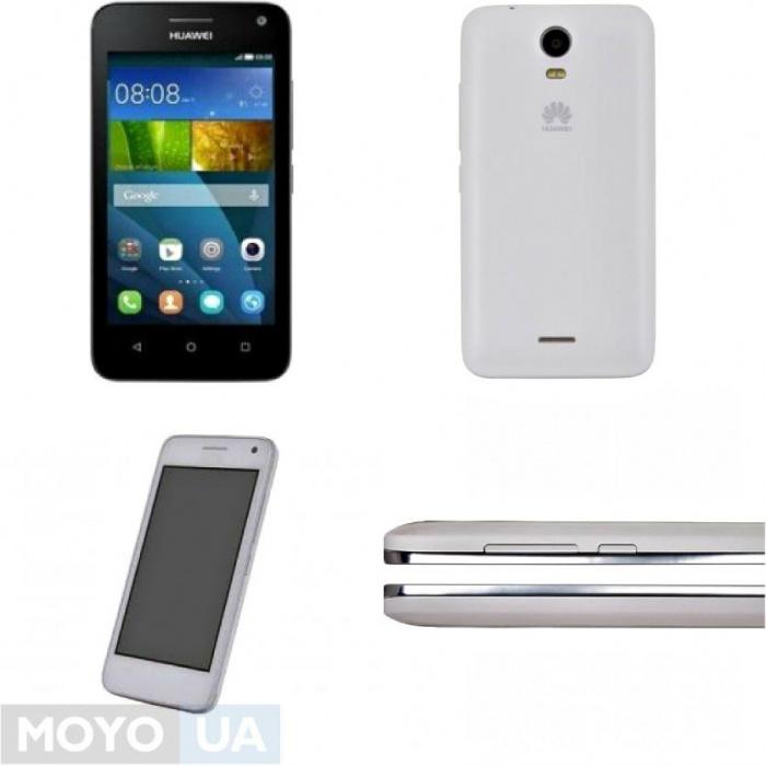 Смартфон Huawei Y3C