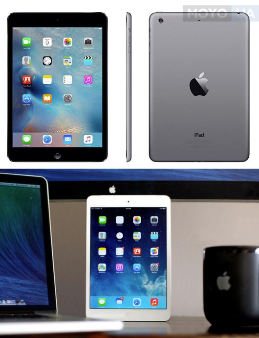 iPad Mini 2 — лучший дисплей при компактном размере